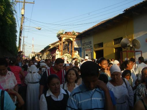 Procesión de San Benito